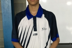 2019 U13 Australian Championships Boys Singles Runner Up Kevin Dai
