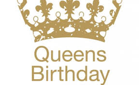 2019 Queen's Birthday Opening Hours